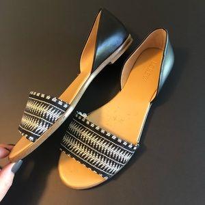 NEW j crew sandals